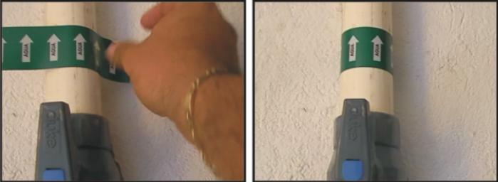 Identificación de tubería