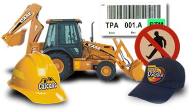 BOZZETTO Calcomanías Industriales® / Calcass®