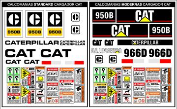 Cargadores CAT