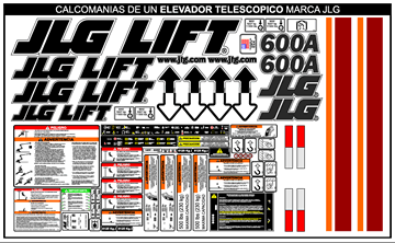 Elevadores telescópicos JLG