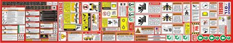 Preventivos de seguridad con protección antisolventes
